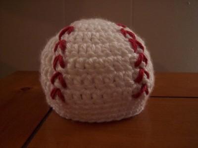Newborn Baseball Hat Stitch11