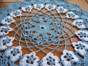 Free Doily Crochet pattern