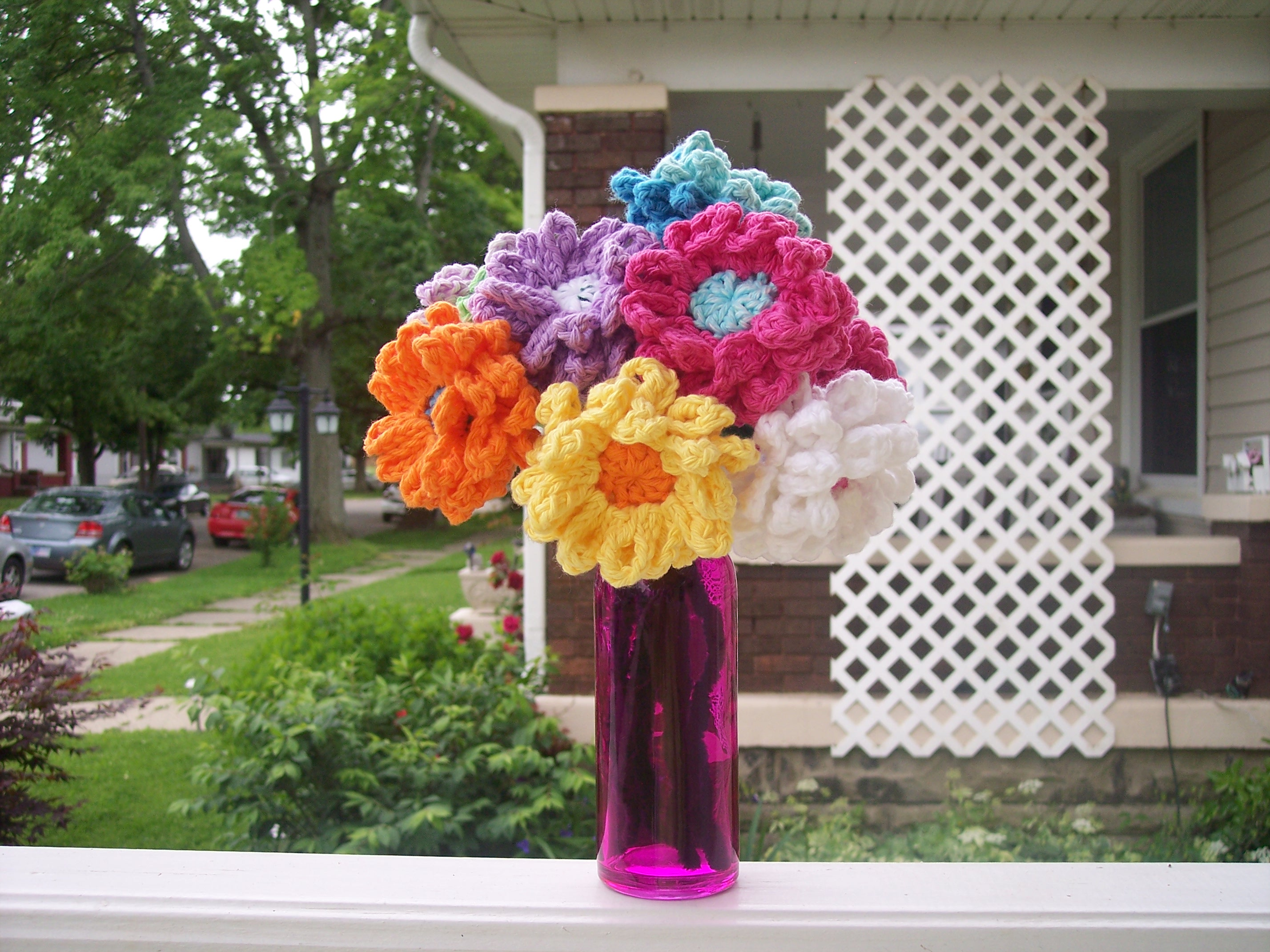 Flowers for Momma - Stitch11