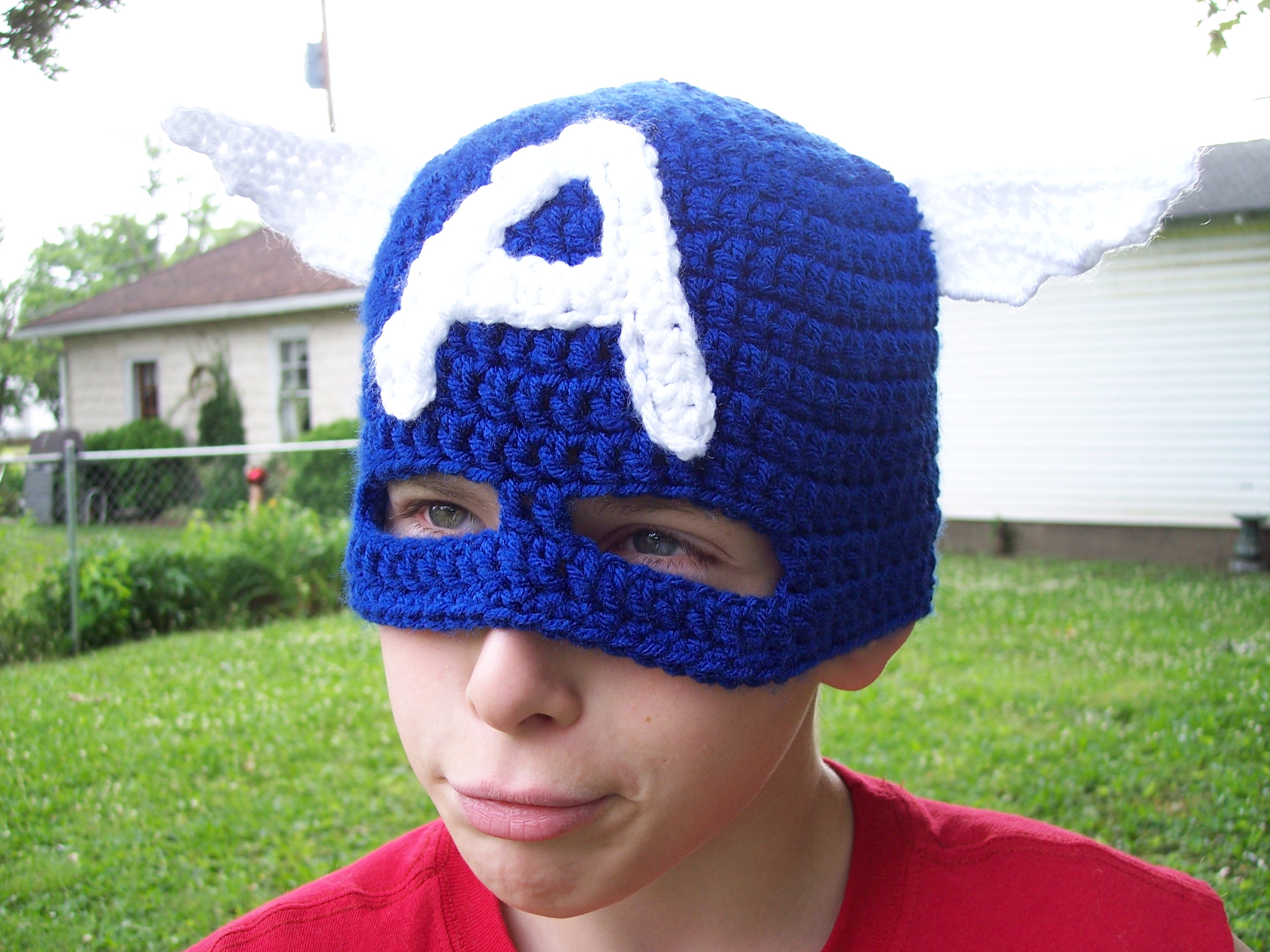 Captain America! - Stitch11