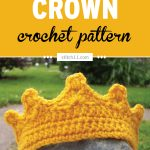 Princess Crown Crochet Pattern
