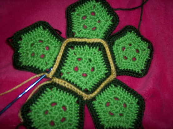 free turtle shell crochet tutorial