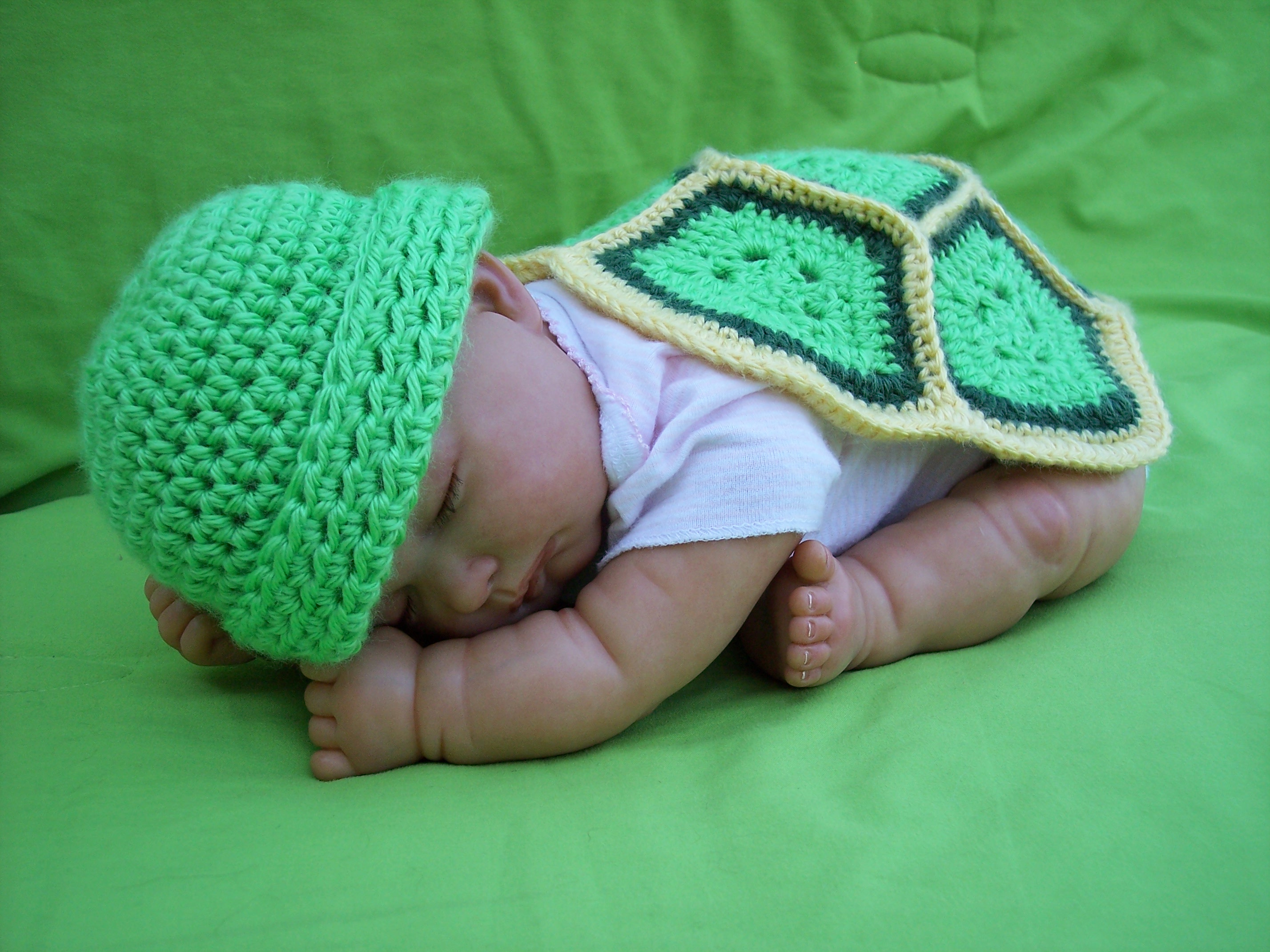 Turtle Love Crochet Pattern - Stitch11