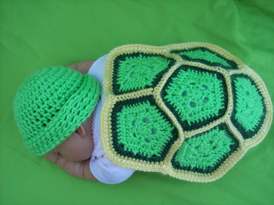 Turtle Love Crochet Pattern Stitch11