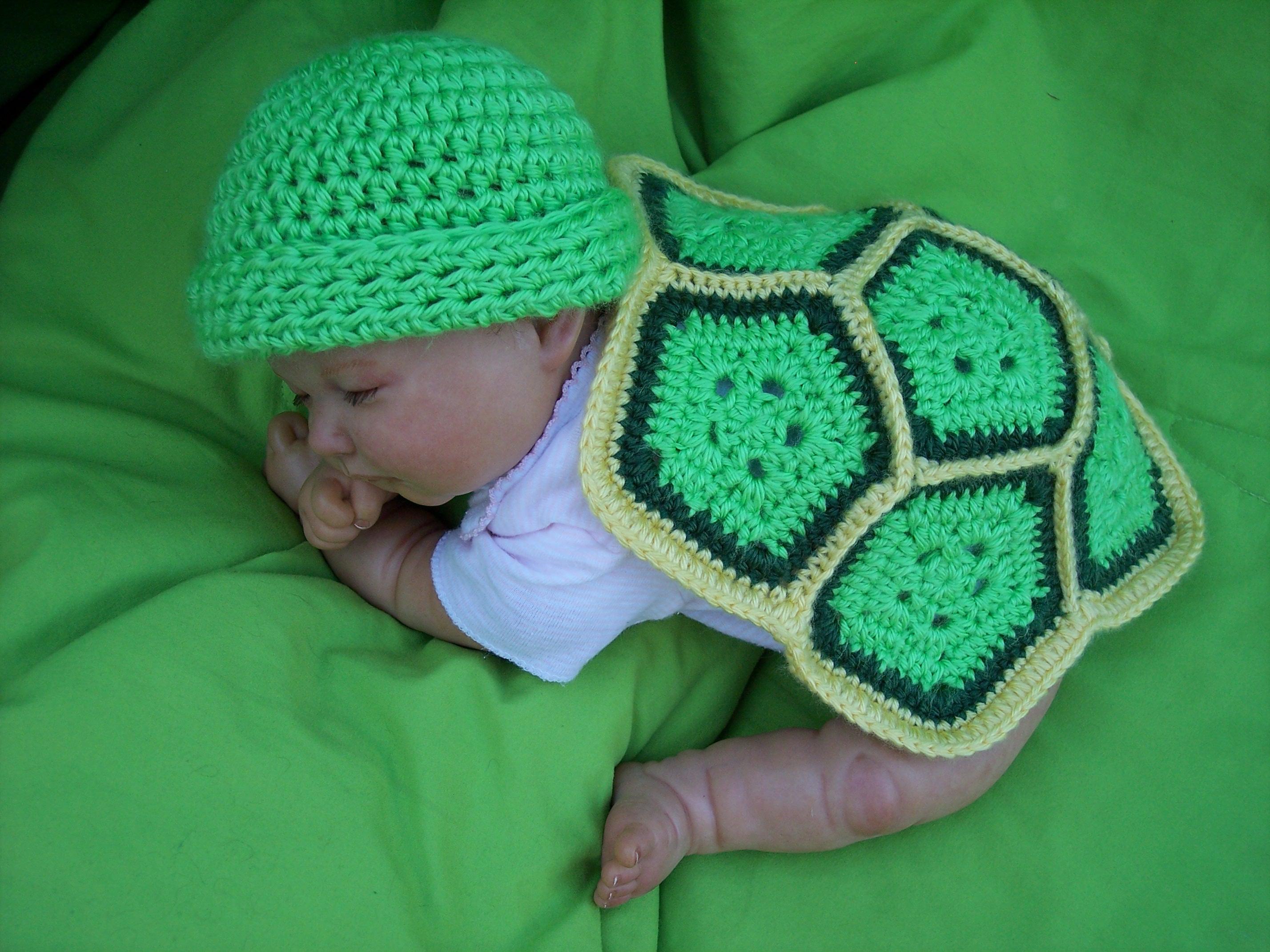 Turtle Love Crochet Pattern Stitch11
