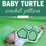 Turtle Love Crochet Pattern