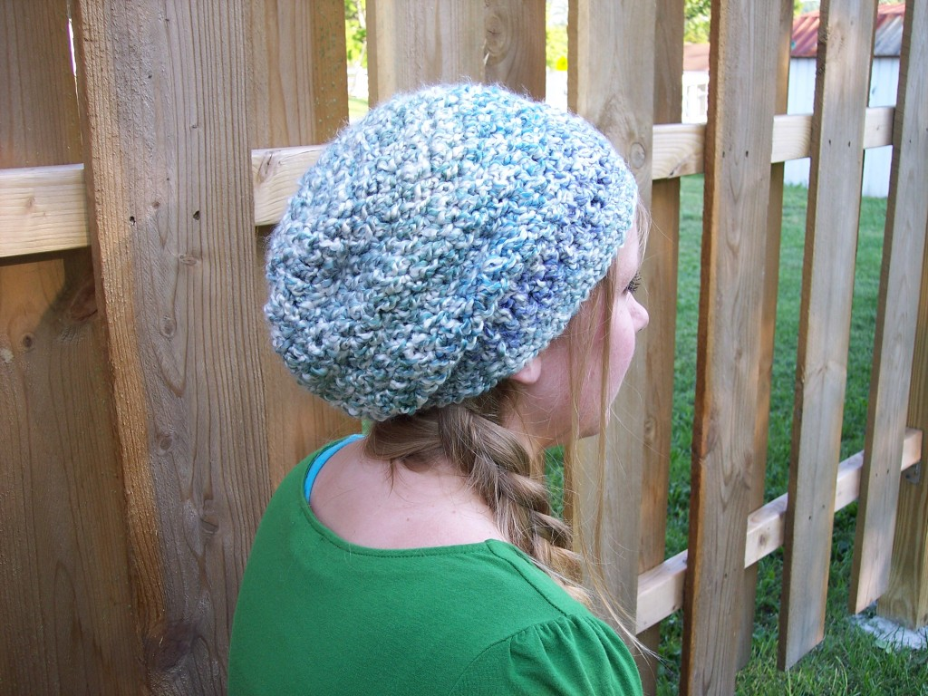 Lovely Lady Slouchy Hat - Stitch11 29feaa2ad63