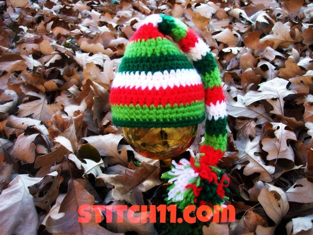 0-3 Month Elf Hat - Stitch11 9c1e104b9cc