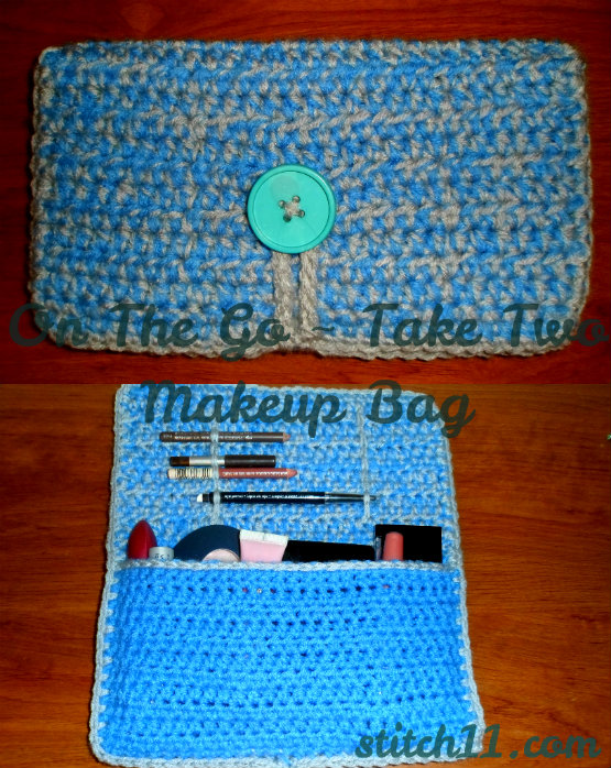 On The Go ~ Free Crochet Pattern