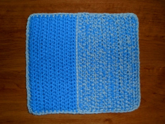 Crochet Makeup Bag