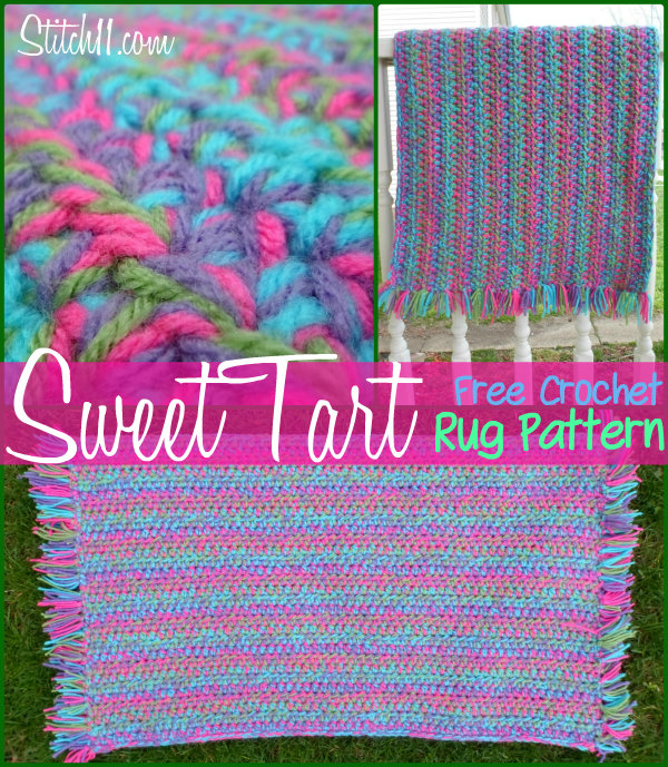 Sweet Tart Rug