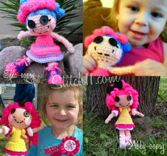 Lalaloopsy Alice crocheted | Little Lalaloopsy Alice, my cro… | Flickr | 521x555