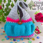 Stitch11 Crochet Purse - Free Pattern