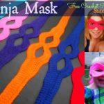 Crochet Ninja Mask