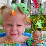 Crochet Tree Frog