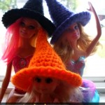 Mini Witch Hat Pattern