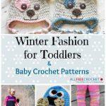 Free Toddler Crochet Pattern eBook
