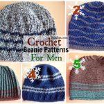 Crochet Beanie Patterns For Men