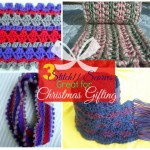 Stitch11 Scarves