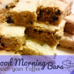 Good Morning With Your Coffee Bars Recipe