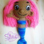 Crochet Molly - Bubble Guppies