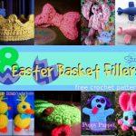 8 Free Crochet Easter Basket Fillers
