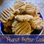 Egg Free Peanut Butter Cookies