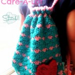 Free Drawsting Backpack Crochet Pattern