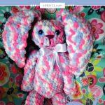 Huggy BunnyCrochet Pattern