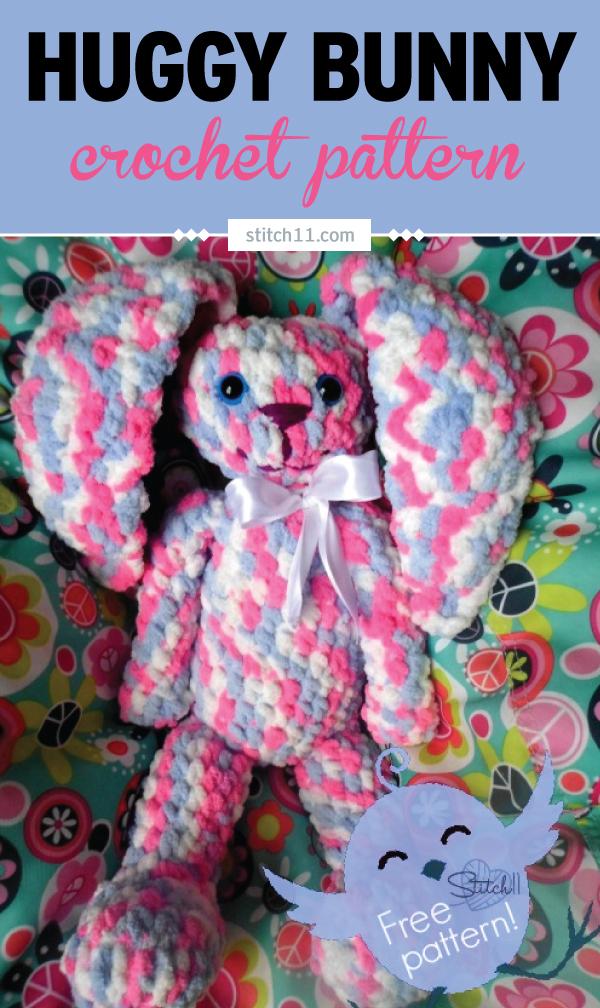 Huggy Bunny Stitch11