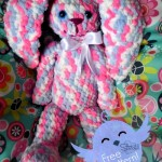 Huggy Bunny - Free Crochet Pattern