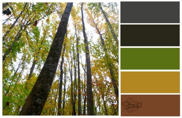 Natures Color Pallet