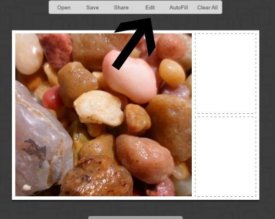 Step 5 (select edit)