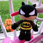 Free Batman Crochet Pattern