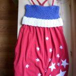 Crochet Tshirt Dress