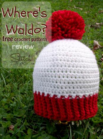 Where's Waldo - free crochet pattern review