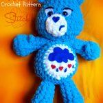 Free Grumpy Carebear Crochet Pattern