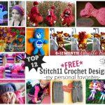 Top 12 (FREE) Stitch11 Crochet Designs