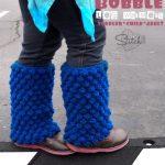 Free Bobble Leg Warmer Crochet Pattern - Toddler-Child-Adult