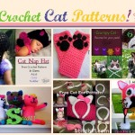 6 Crochet Cat Patterns