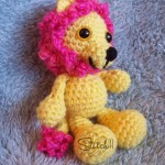 Free Lion Crochet Pattern