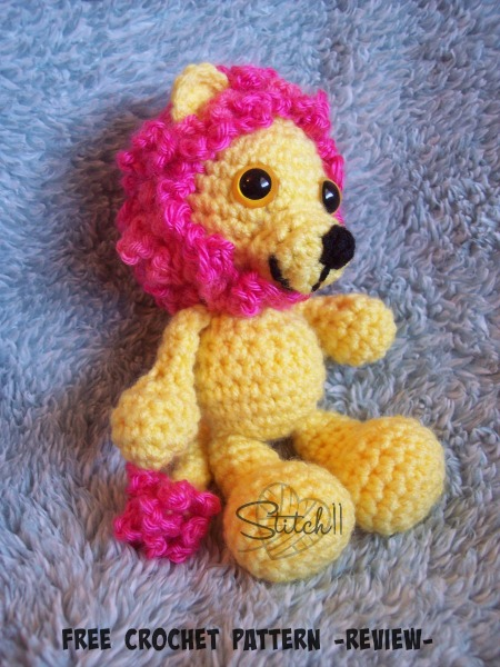 Learn how to make this amigurumi elephant with the free crochet ... | 600x450
