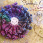 Fantastic Curly Flower -Free Crochet Pattern -Review