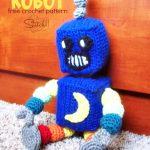Free Robot Crochet Pattern