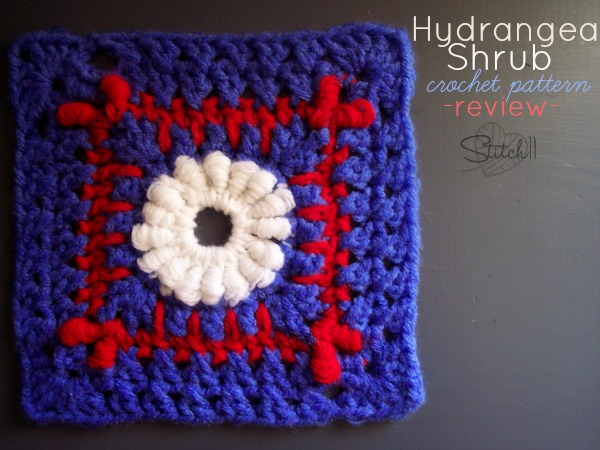 Hydrangea Shrub - Crochet Pattern Review