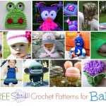 16 FREE Stitch11 Crochet Patterns for Babies