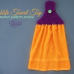 Bubble Towel Top - Crochet Pattern Review