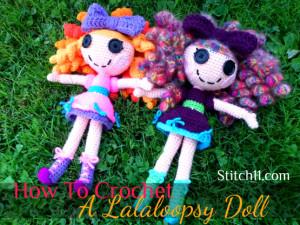 Crochet-Lalaloopsy