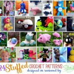 Stuffed Crochet Patterns Designed or Reviewed by Stitch11