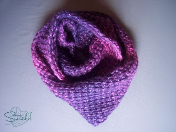 Free infinity scarf crochet pattern - review
